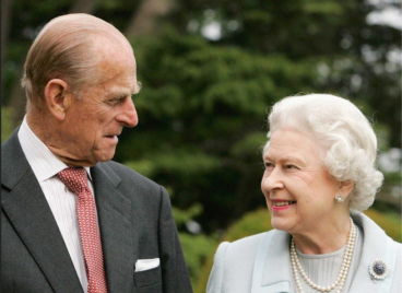 The BBC's announcement of the death of Prince Philip, Duke of Edinburgh
